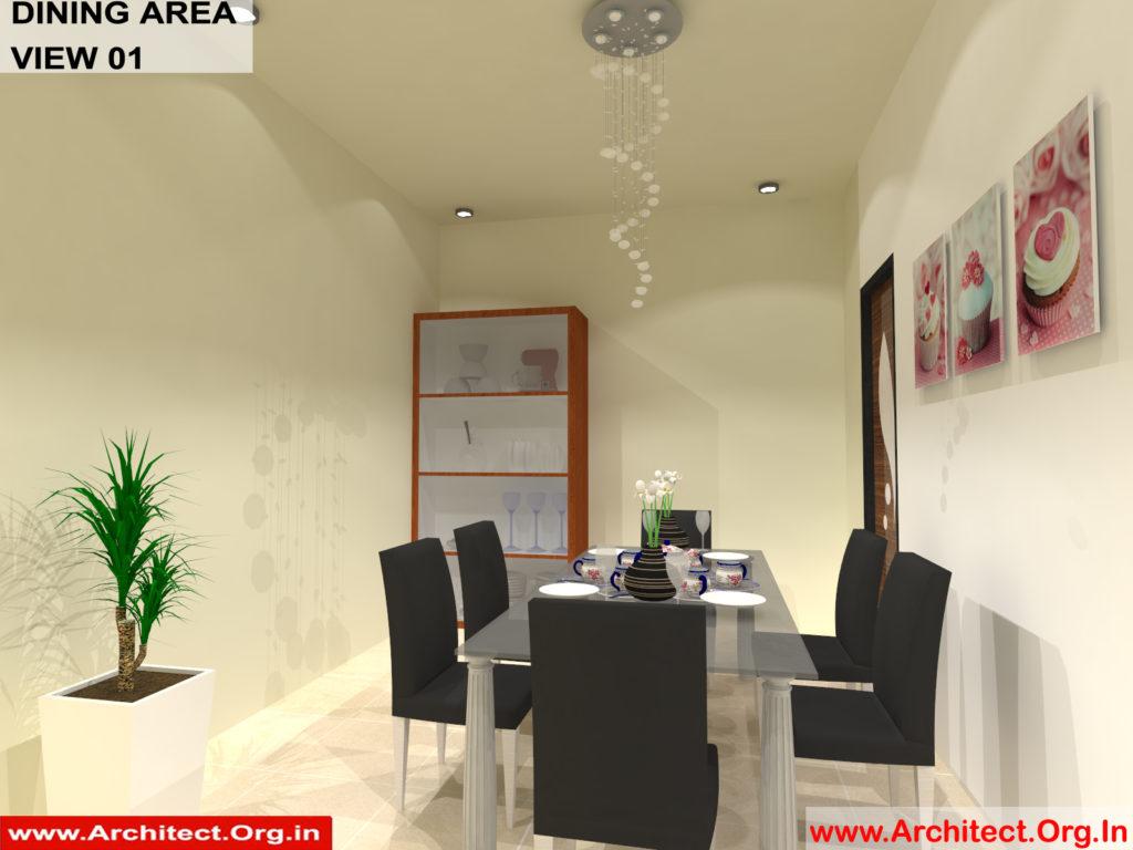 Mr.Manish K Shah-Ahemdabad Gujrat-House Interior-Dining area view-01