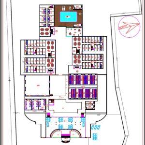 School Ground Floor Design - Dahod Gujarat - Mr.Husain Gangardiwala